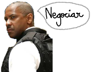 negociar